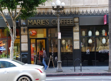 Marie's Coffee Deli