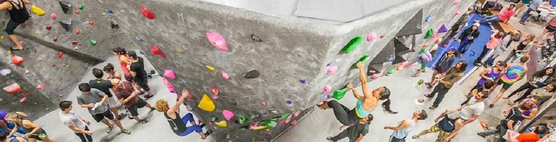 Rockreation Los Angeles Sport Climbing Center