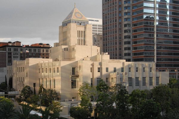 The Los Angeles Central Public Library